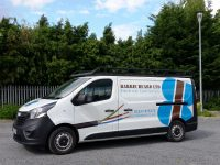 New Van Livery Rolling out to All Barrie Beard Vehicles